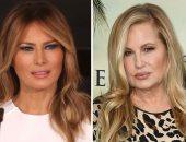 ممثلة أمريكية تكشف عن إمكانية تجسيد شخصية زوجة الرئيس الأمريكى السابق ترامب