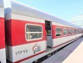 """السكة الحديد تستبدل عربات قطارات بخط القاهرة - كفر الشيخ بعربات """"تحيا مصر"""""""