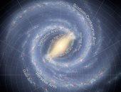 """اندبندنت: علماء الفلك يعثرون على """"كسر"""" فى ذراع مجرة درب التبانة الحلزونية"""