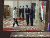 مدرب أحمد الجندى: تكريم الرئيس أغلى من الميدالية.. واللاعب سيتبرع بجزء من مكافأته