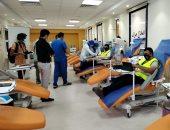 الصحة تدعو المواطنين للتبرع بالبلازما: يساهم فى شفاء أصحاب الأمراض الخطيرة
