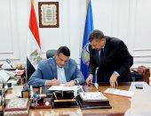 وزارة الزراعة توافق على إقامة محطة صرف صحى بمركز كوم حماده بالبحيرة