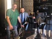 """كريم رفعت يشارك فى مسلسل """"الثمانية"""" مع آسر ياسين وغادة عادل .. صور"""
