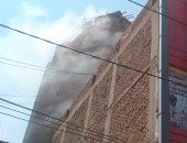 الحماية المدنية بالقليوبية تسيطر على حريق شقة بميدان القناطر الخيرية