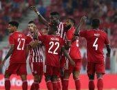 أولمبياكوس فى غياب كوكا يتخطى براتيسلافا بثلاثية بـ الدوري الأوروبي