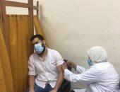 وحدات متنقلة بالمصالح الحكومية فى الغربية للتطعيم ضد كورونا.. صور