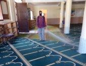 الأوقاف: إعلان ضوابط افتتاح دورات مياه المساجد غدا.. والتعقيم بين كل صلاة