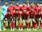 """صلاح محسن يغادر الملعب بـ""""كارت أصفر"""" أمام المصري ونزول كهربا.. فيديو"""