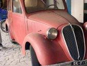 10 شباب يكتشفون بالصدفة متحفا للسيارات الكلاسيكية بالبرازيل.. صور