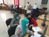 5 معامل بتربية نوعية جامعة كفرالشيخ لاستقبال طلاب المرحلة الأولى بالتنسيق.. لايف