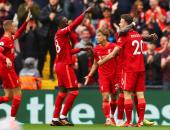 ليفربول يُسقط بيرنلي ويعتلي قمة الدوري الإنجليزي