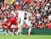 ملخص وأهداف مباراة ليفربول ضد بيرنلي في الدوري الإنجليزي
