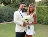 زوجة أحمد سعد: ارتباطنا بالنسبة للعيلة شىء مرعب