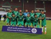 """الاتحاد ضد الرجاء.. 3 أهداف خلال أول 15 دقيقة فى نهائى البطولة العربية """"فيديو"""""""