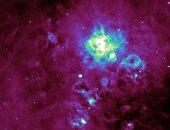 مجرات لا مثيل لها تكشفها الموجات الراديوية لسحابة ماجلان