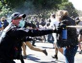 احتجاجات فى ألبانيا بسبب ارتفاع أسعار المواد الغذائية والوقود