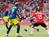 مانشستر يونايتد يسقط فى فخ التعادل أمام ساوثهامبتون بالدوري الإنجليزي.. فيديو