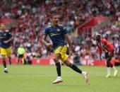 ملخص وأهداف مباراة ساوثهامبتون ضد مانشستر يونايتد فى الدوري الإنجليزي