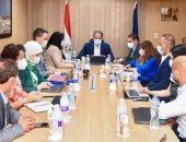 """وزير السياحة يدرس خطط الترويج لـ""""الساحل الشمالي"""" ودعم المنصات الإلكترونية للآثار"""