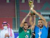مراسم تتويج الرجاء بـ البطولة العربية بعد 734 يوما من انطلاقها.. فيديو