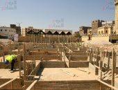 """تعرف على الأعمال الإنشائية بمجمعات خدمات قرى مركز دشنا ضمن """"حياة كريمة"""".. صور"""