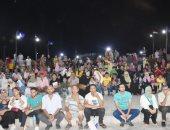 وزيرة الثقافة تشهد تراث الجنوب في صيف بلدنا برأس البر ودمياط الجديدة