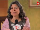 """سلوى محمد على وأحمد وفيق ضيفا شيرين حمدى في برنامج """"ON SET"""" الجمعة"""