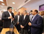 افتتاح مكتب بريد المحمودية بعد تطويره وتزويده بأحدث الأنظمة