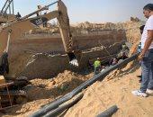 """النيابة تصرح بدفن ضحايا حادث انهيار مبنى بـ""""6 أكتوبر"""" وتستعلم عن حالة المصابين"""
