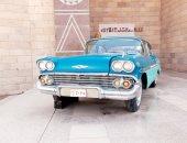 عمرها 60 سنة.. المعلومات الكاملة عن سيارة عبدالناصر خلال بناء السد العالى.. صور