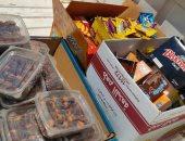ضبط كميات من المواد الغذائية منتهية الصلاحية خلال حملات تموينية بالأقصر