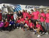 بعثة الكيك بوكسينج تصل العراق للمشاركة في البطولة العربية