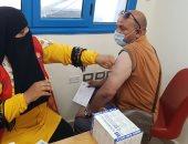 حصاد الوزارات.. الصحة: تطعيم 3.3 مليون شخص من الجهاز الإدارى