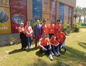 كلية الذكاء الاصطناعى بجامعة كفر الشيخ تشارك بالمسابقة العالمية للبرمجة icpc