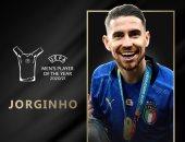 جورجينيو أفضل لاعب فى أوروبا لعام 2021 بعد موسم مذهل