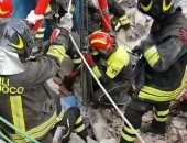 وفاة طفل 4 أعوام فى انهيار وانفجار منزل فى إيطاليا نتيجة تسرب غاز