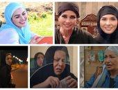 6 فنانات بالحجاب فى الأعمال الفنية بموسم الصيف أبرزهن.. إسعاد يونس وليلى علوى