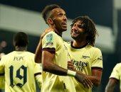 ماذا قدم محمد الننى فى الظهور الأول الموسم الحالى مع أرسنال