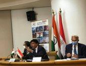 السفير الهندى من الأعلى للثقافة: علاقتنا مع مصر نشأت منذ آلاف السنين