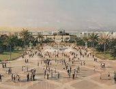 """المشروع القومى """"حدائق الفسطاط"""".. إطلالة على تاريخ مصر الخالد.. فيديو"""