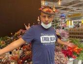 """محمود عبد المغني يوضح معاناة الأزواج في التسوق مع الزوجات: """"مكانش لازم أروح"""""""