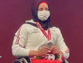 القومى للمرأة يهنئ رحاب رضوان بطلة رفع الأثقال: إنجاز جديد للمرأة المصرية