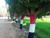 مراكز الشرقية تتسابق لتجميل الشوارع استعدادا للاحتفال بأعياد المحافظة