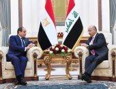 خبير سياسى: كلمة الرئيس السيسى فى بغداد اليوم تؤكد على دعم مصر للعراق