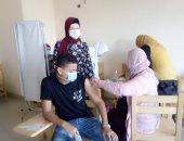 صحة القليوبية: 353564 مواطنا تلقوا جرعتى لقاح كورونا حتى الآن