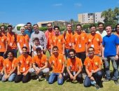 """""""حاسبات ومعلومات"""" جامعة كفر الشيخ تشارك بالمسابقة العالمية للبرمجة icpc.."""