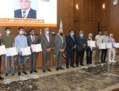 محافظ جنوب سيناء يكرم وكيل التعليم ورئيس الإدارة المركزية للأزهر الشريف