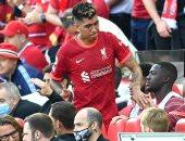 فيرمينو يعود لتدربيات ليفربول ويغيب عن مواجهة برينتفورد