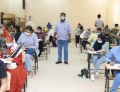 رئيس جامعة جنوب الوادى: 5418 طالبا تقدموا لاختبارات القدرات