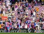 31 ألف مشجع طلبوا تذاكر مباراة برشلونة ضد بايرن ميونخ فى دورى الأبطال
